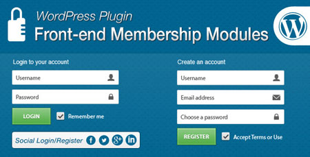 fronted-membership-wp