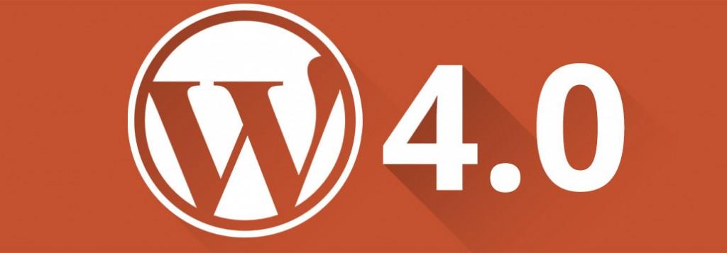 دانلود وردپرس نسخه ۴ با کوله باری از تجربه در آپدیت جدید