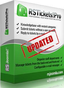 آخرین نسخه rsticket 2.1.5